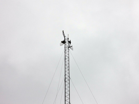 Communication Wireless network tower