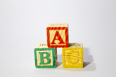 Wooden Alphabet Block Spelling ABC,ABCs blocks