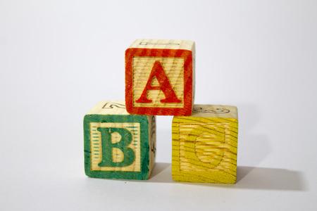 Wooden Alphabet Block Spelling ABC,ABCs blocks