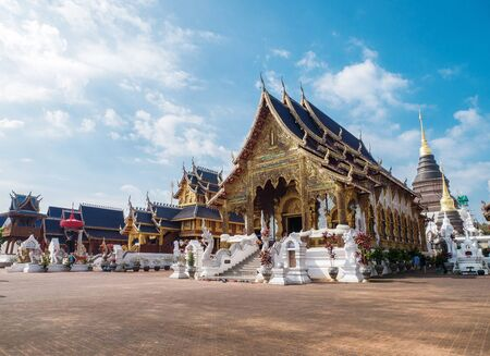 temple thailand: temple in thailand