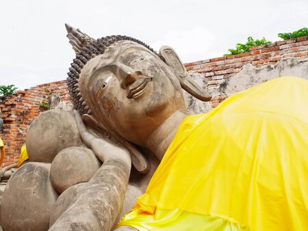 dvaravati: It is the model for Buddhist art in the Ayutthaya period.