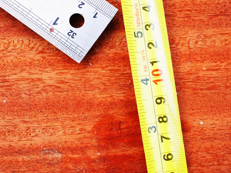 woodwork: Measurement is necessary to construct  complete woodwork by a carpenter.