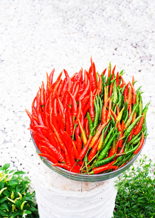 capsaicin: The herbaceous vegetables that have high vitamin c ,capsaicin and spicy flavor.