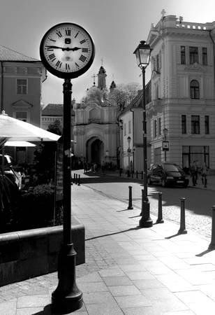 vilnius: Basilian Gate, Vilnius