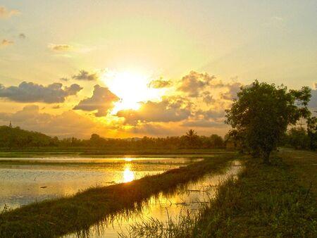 Sunset Stock Photo - 13375702