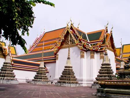 wat Pho Temple Stock Photo - 13534123