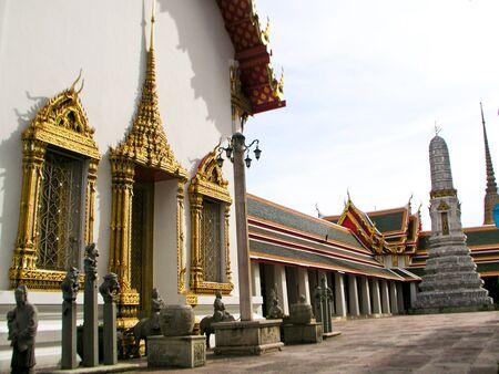 Wat Phra Kaew Stock Photo - 13534100