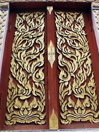 wood carvings: Wood carvings Stock Photo
