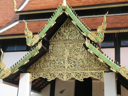 thai style: Thai style roof