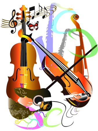design musical Vector