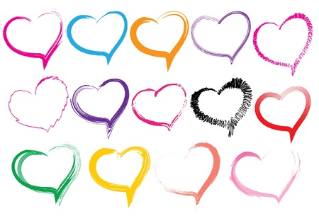 love art stroke Stock Vector - 17805650