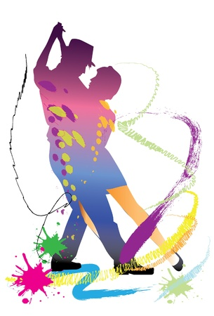 bailar salsa: arte baile