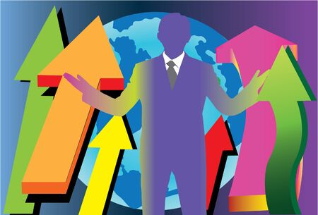 business success Stock Vector - 17955980