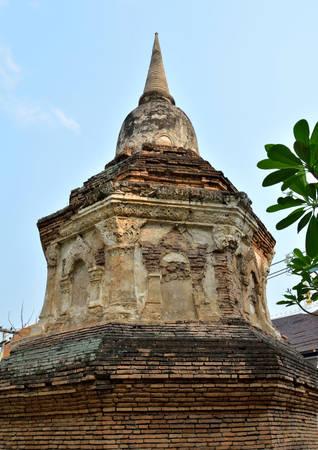 lanna: old pagoda lanna history
