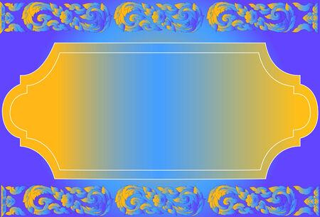 pattern thai style Vector