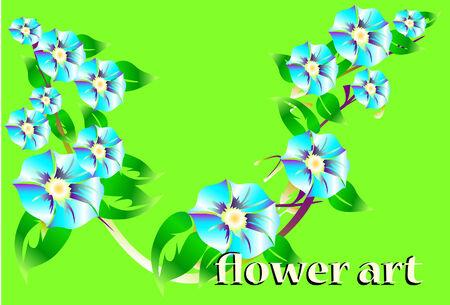 flower art: fiore arte