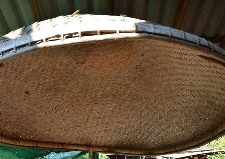 wicker work: Thai handmade