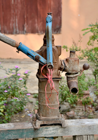 groundwater: Rocking groundwater wells