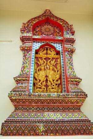 lanna: architeture lanna style