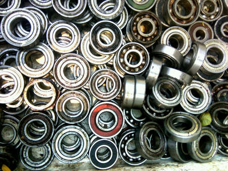 metal: Screws and tool steel bolts