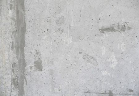 Grey Concrete Wall Texture. Stucco and cement texture and background. Interior and exterior design. Wall and floor decoration and design. Zdjęcie Seryjne