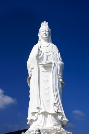quan yin: Quan Yin image of buddha Chinese art   Stock Photo
