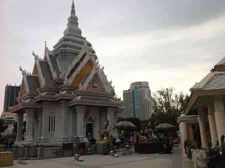 temple in thailand: Temple Thailand