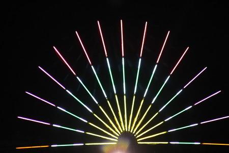 Electric lamp beautiful Imagens