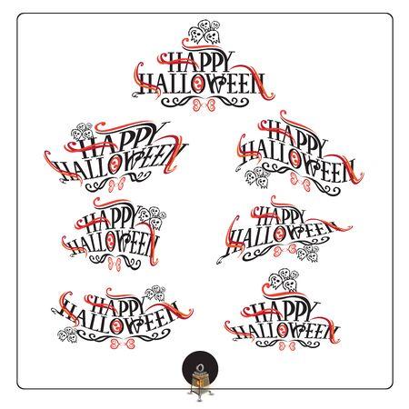 Vintage Happy Halloween