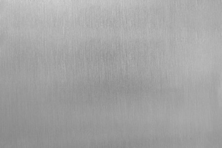 Stainless steel sheet and grain texture for background