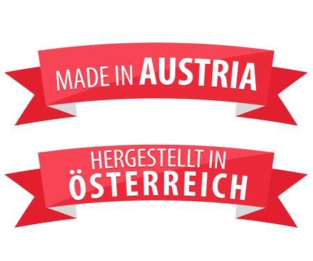 Made in Austria Banner