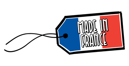 Made in France Label.