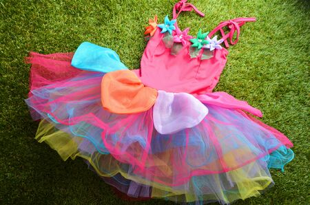 Party dress for children photo