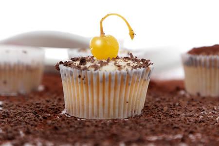magdalenas: Muffins