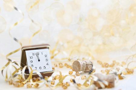 Feliz Año Nuevo 2017 Foto de archivo - 59202770