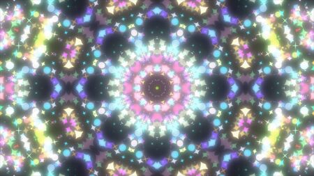 particle: particle kaleidoscope