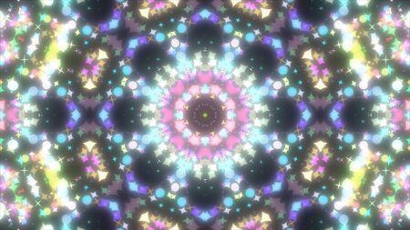 Partikel Kaleidoskop
