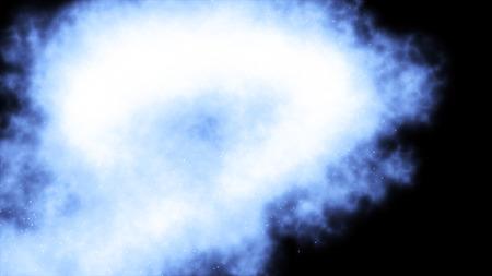 sparks: rotating flame sparks