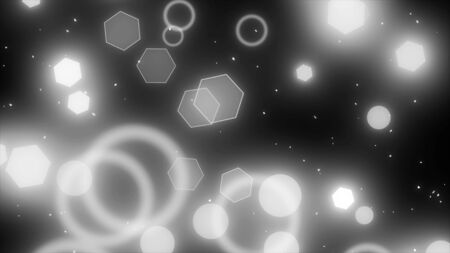 trajectory: particle background