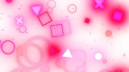 trajectory: sparkling particle background