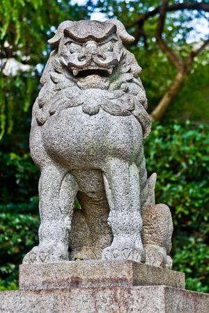 talisman: leones guardianes