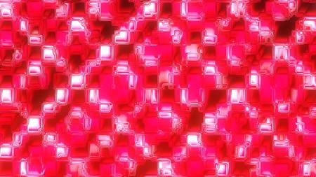 vj: Shiny block background