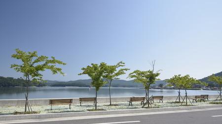 Coastal Road Фото со стока - 94098801