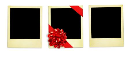 needed: Festive Frames (with clipping paths for easy framing your pictures and background removing if needed)