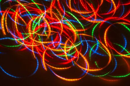 Abstract Background: Magic Moving Lights