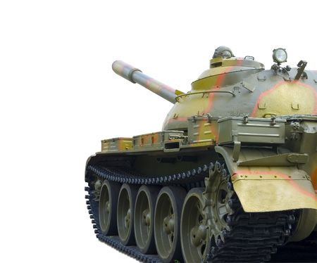 needed: Military Tank (with clipping path for easy background removing if needed)