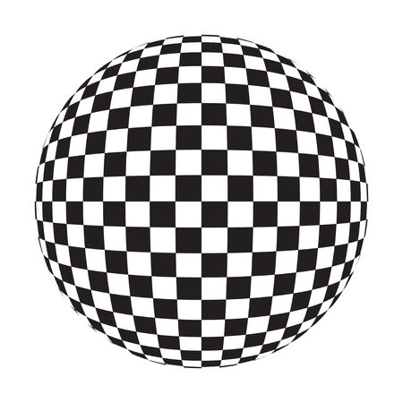 needed: Checker Ball (with clipping path for easy background removing if needed)