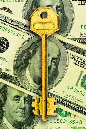 company ownership: Key To Success Stock Photo