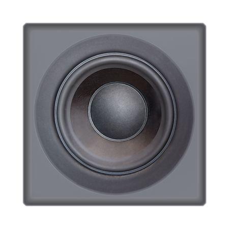 Loudspeaker (Design Element) Stock Photo - 670564