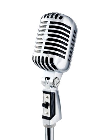 Retro Microphone Stock Photo - 793617